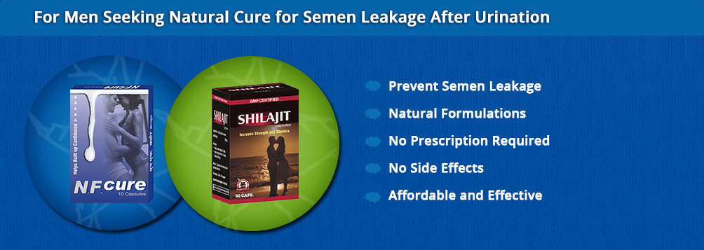 Stop Semen Leakage during Sleep